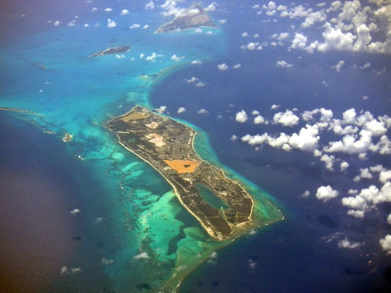Grand Turk Island VP5/G3SWH Tourist attractions Turks and Caicos