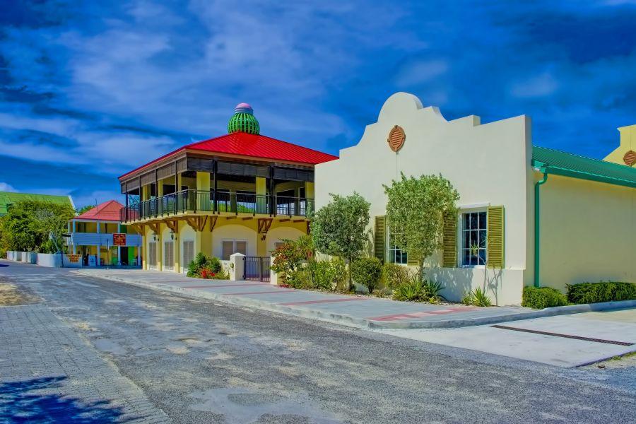 Grand Turk Island Turks and Caicos VP5/VE7ACN Cockburn Town.