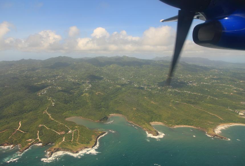 Grenada Island J34G Tourist attractions