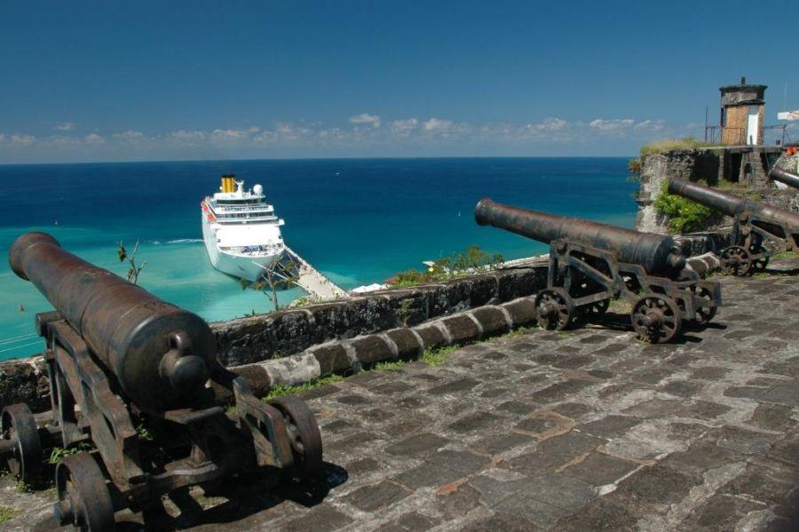 Остров Гренада J3/AI5P DX Новости