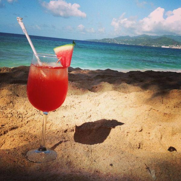 Остров Гренада J3/AI5P Туристические достопримечательности