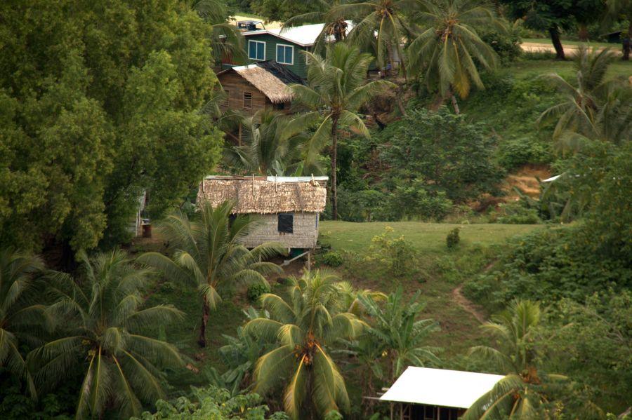 Хониара Остров Гуадалканал Соломоновы острова H44QQ Туристические достопримечательности