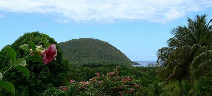 Остров Гваделупа FG/F6ARC Туристические достопримечательности