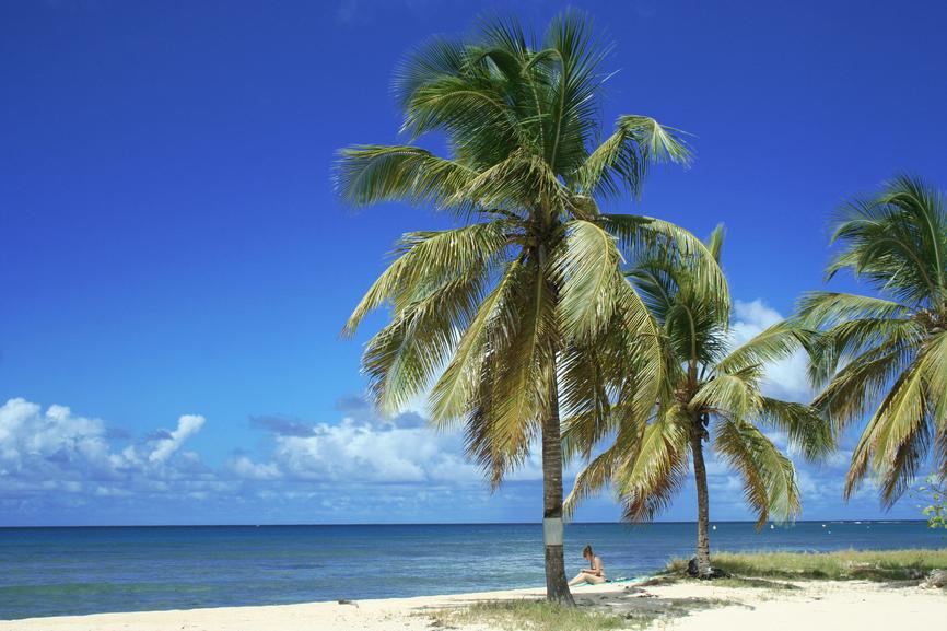 Guadeloupe Island FG/VA3QSL