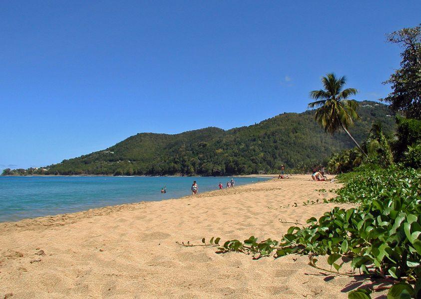 Guadeloupe FG/UT6UD DX News Basse-Terre.
