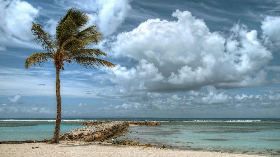 Guadeloupe FG/UT6UD Saint Anne.