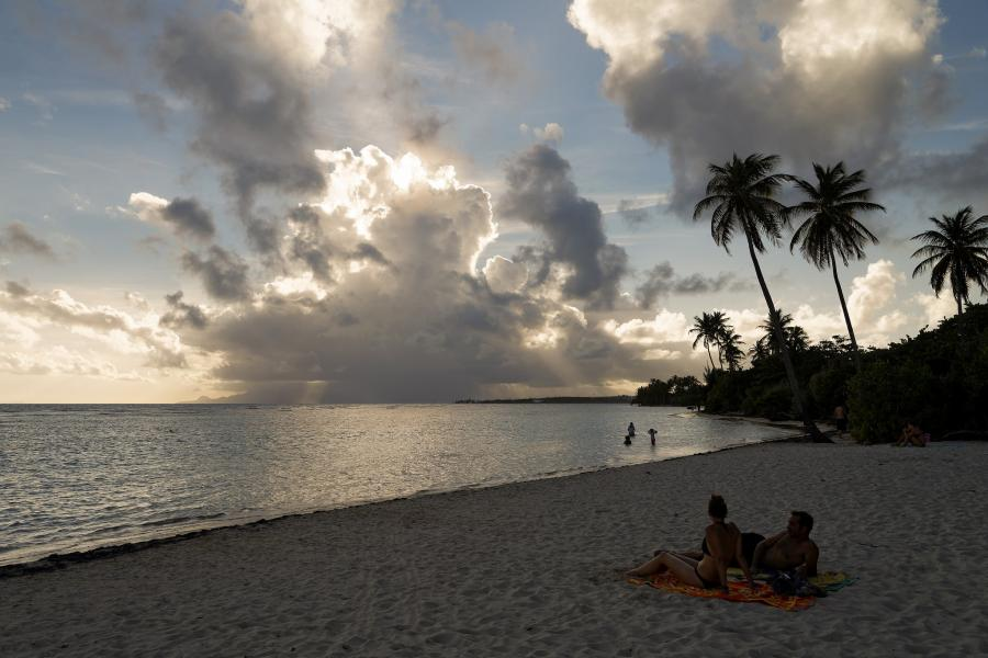 Guadeloupe FG/WJ2O