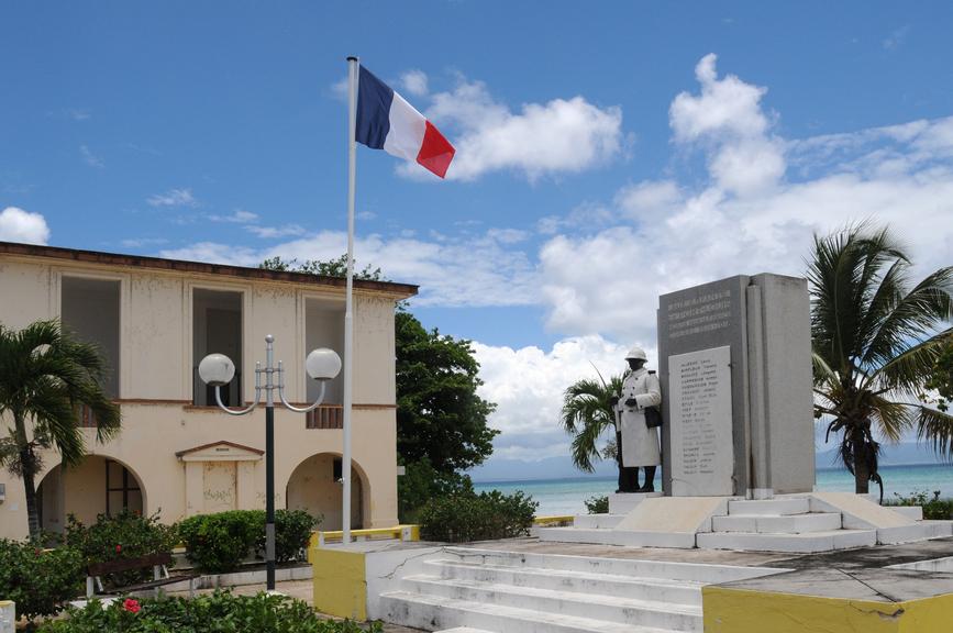 TO3Z FG/F6GWV FG/F6HMQ Guadeloupe Island