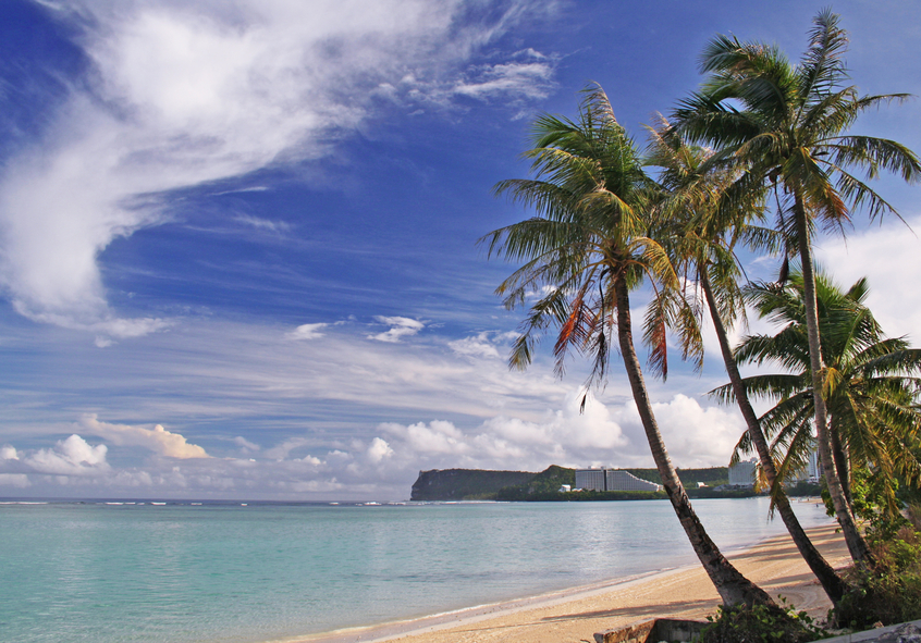 Остров Гуам AH2/AB2RF