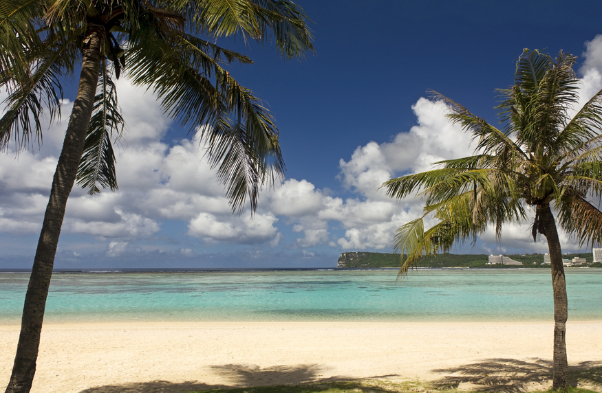 Guam Island KH2/JS6GTX DX News