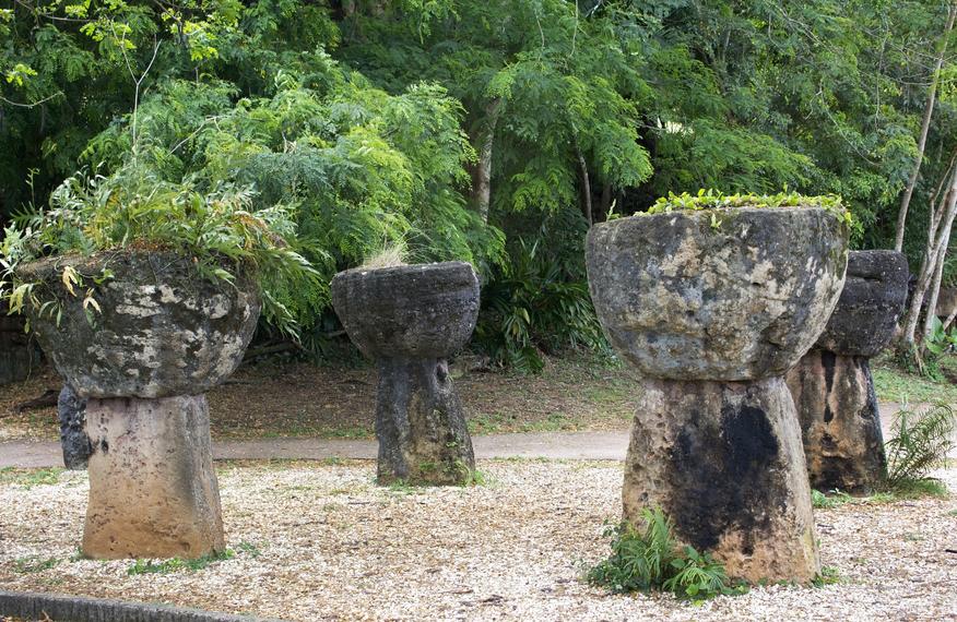 Guam Island KH2/JS6GTX Tourist attractions
