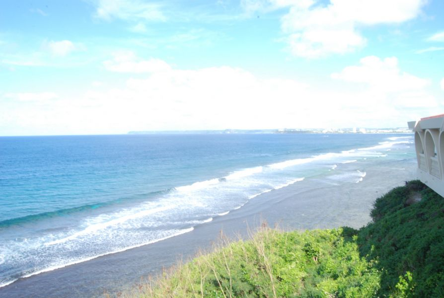 Guam Island KH2KY Tourist attractions spot