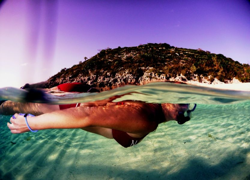 Guana Cay Island Abaco Islands Bahamas C6AKV DX News