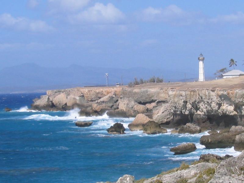 Guantanamo Bay KG4WV Lighthouse