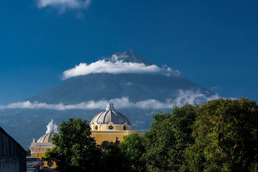 Гватемала AB0FU/TG9