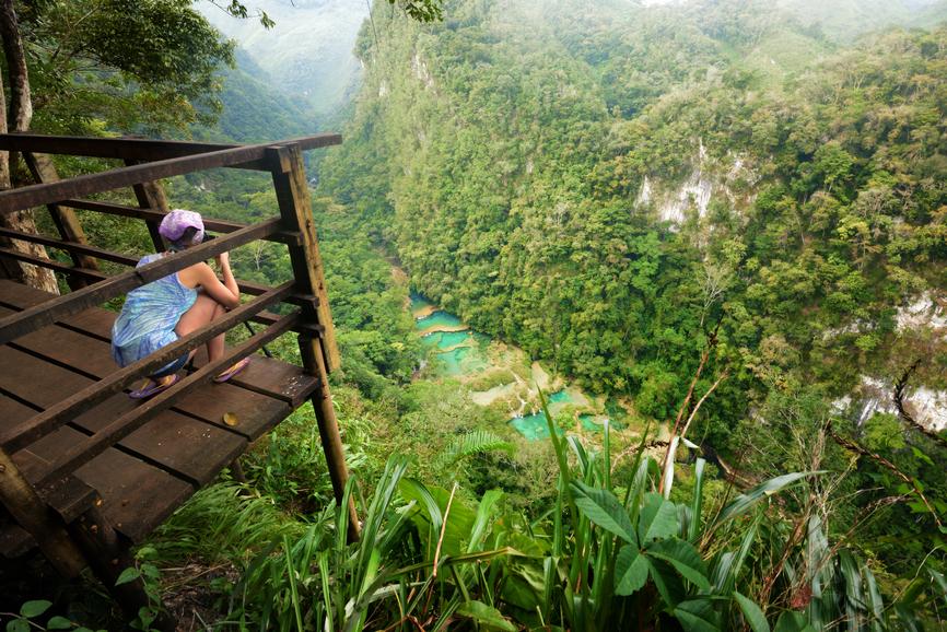 Гватемала TG9/OZ1AA Туристические достопримечательности