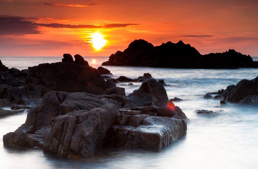 Guernsey Island GU0URR Cobo Bay.
