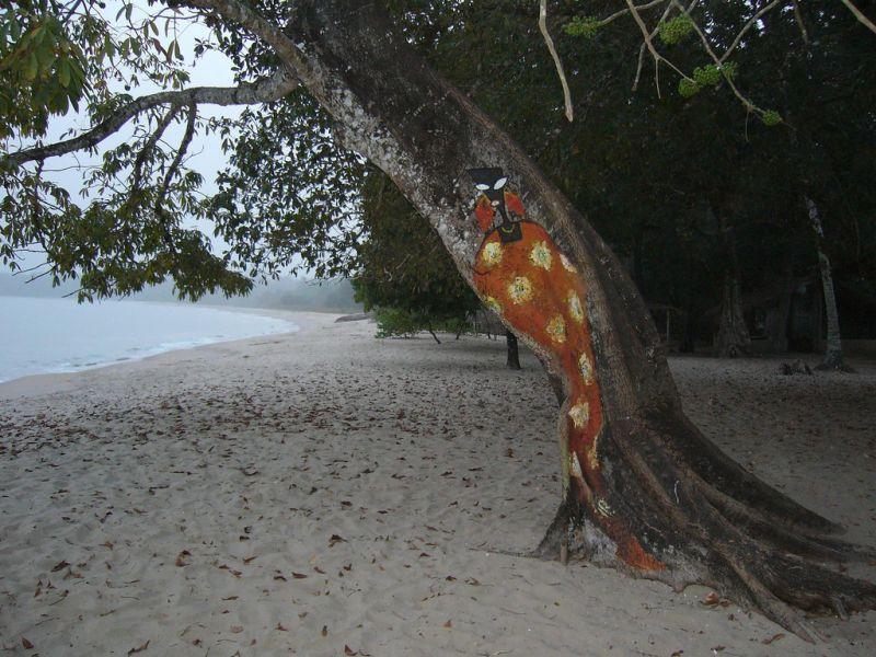 Острова Лос Иль де Лос Гвинея 3XY1T Туристические достопримечательности