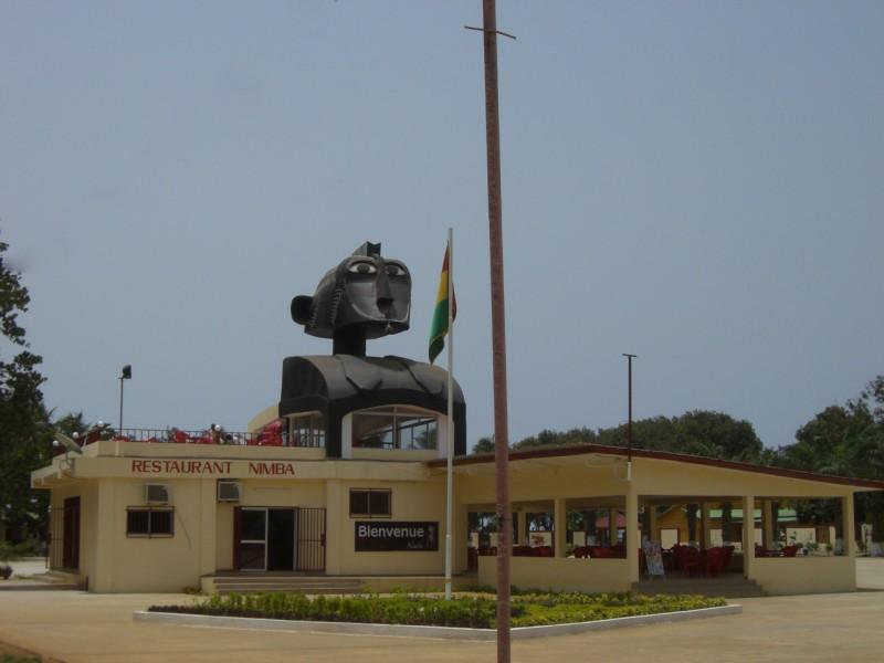 Guinea 3XY5M Tourist attractions