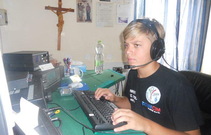 Мартин Фараглиа HV0A Ватикан Видео Радиолюбитель