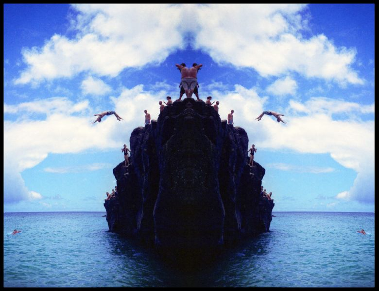 Гавайские острова KH6/F4GHS Туристические достопримечательности Магический остров Хо Окалакупуна