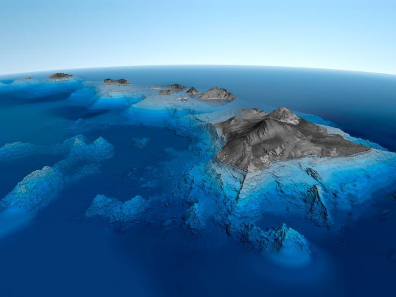 Гавайские острова KH6/M0GDX DX Новости Над и под водой.