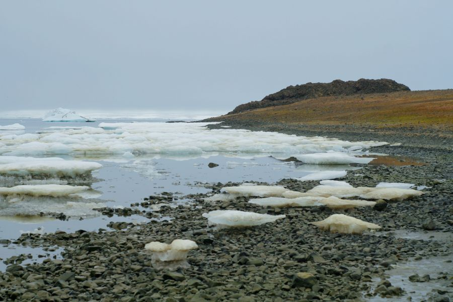Heiss Island RI1FJ Franz Josef Land Tourist attractions