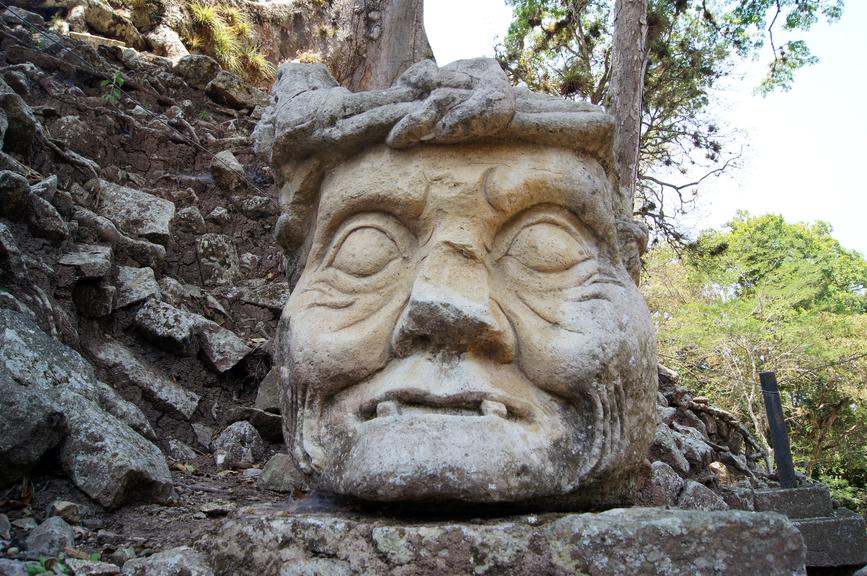 Honduras HR5/AA4NC Tourist attractions