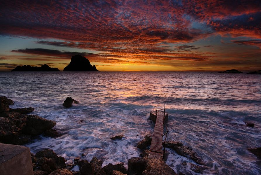 Остров Ибица Балеарские острова EA6/DD1AY DX Новости