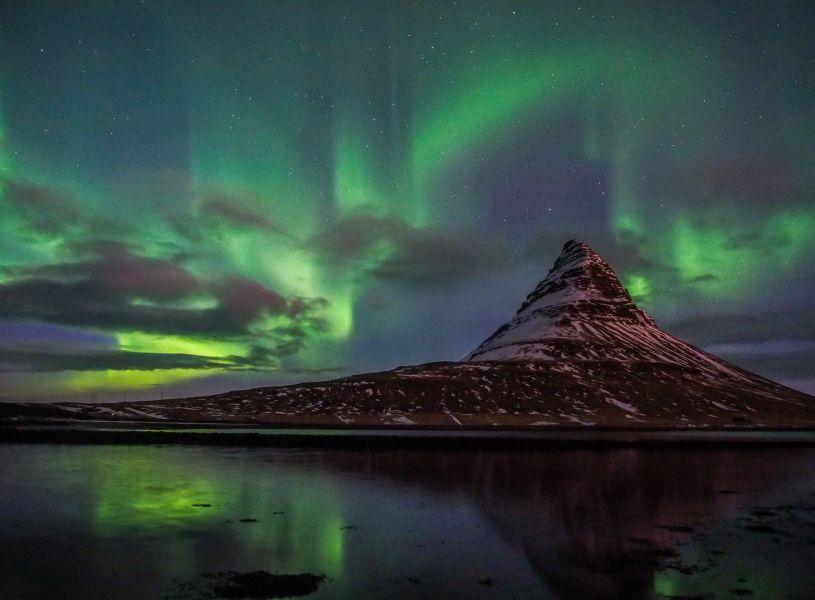 Исландия TF/F4GGQ Туристические достопримечательности