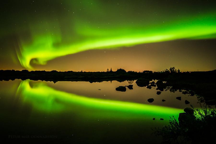 Iceland TF/KO8SCA DX News Aurora