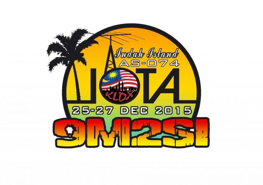 Indah Island 9M2SI Logo