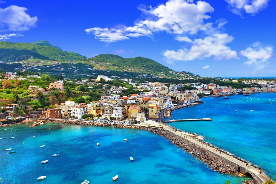 Ischia Island IC8/IZ2DPX DX News