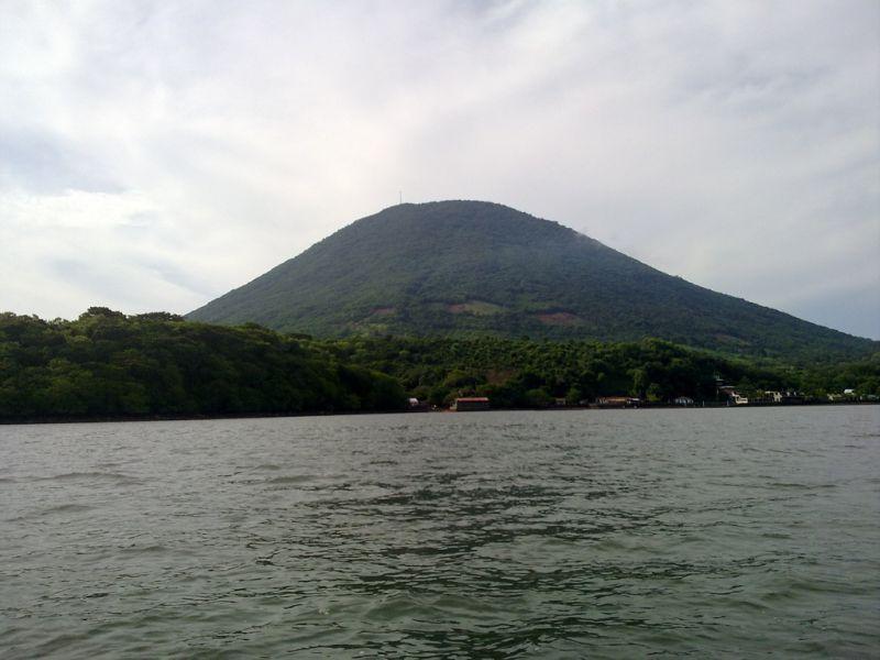 Остров Исла дель Тигре HR4/DL5YWM
