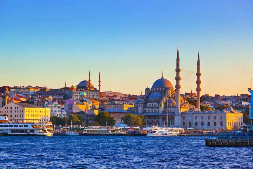 Стамбул Турция TC2C