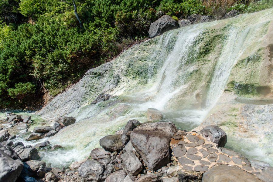 Iturup Island Kuril Islands RM0F/P DX News Hot Springs