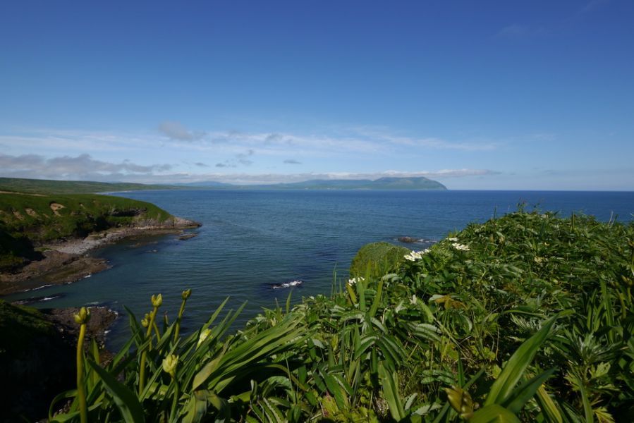Iturup Island Kuril Islands RM0F/P