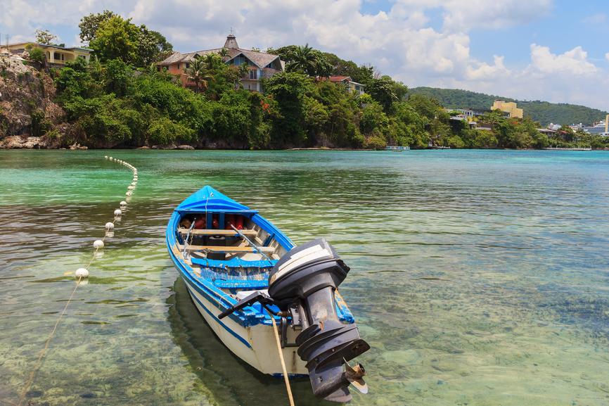 Ямайка 6Y5/DL5DI Туристические достопримечательности