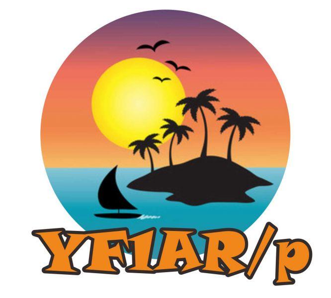 Остров Ява YF1AR/P