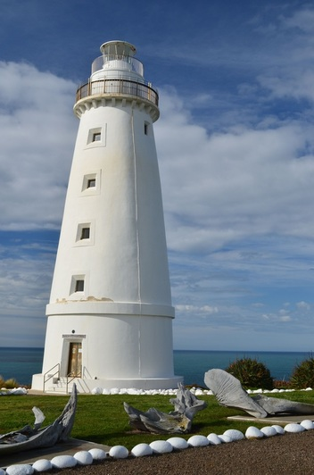 Kangaroo Island VK5CWL Cape Willoughby lighthouse.