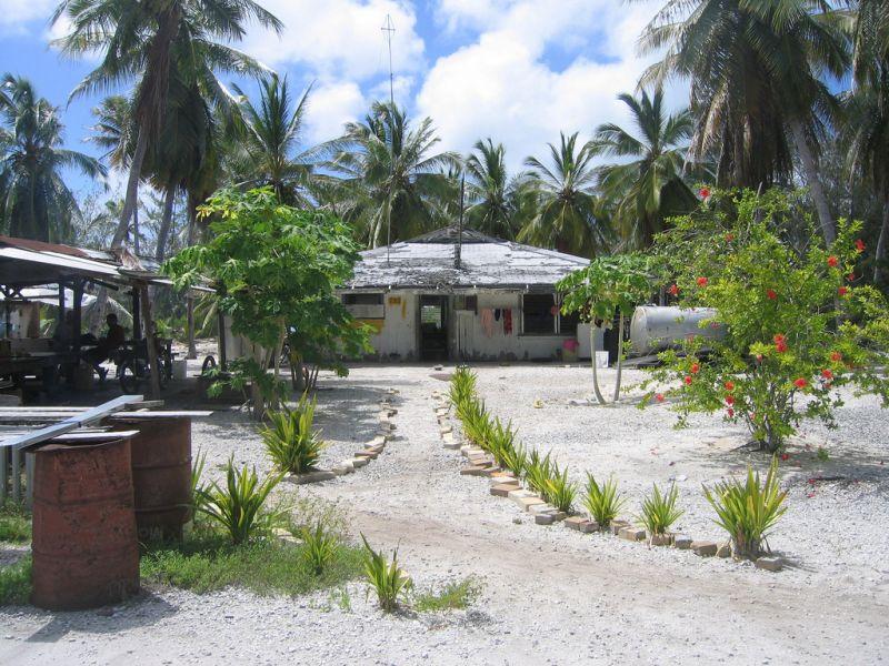 Kanton Island Phoenix Islands Central Kiribati T31W