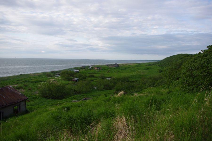 Остров Карагинский RI0X