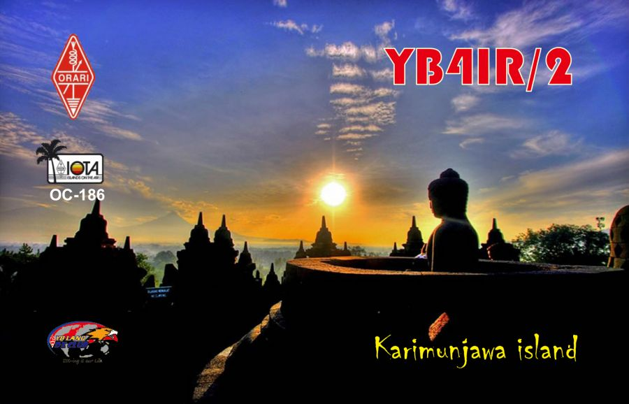 Karimunjawa Island Karimun Jawa Archipelago YB4IR/2