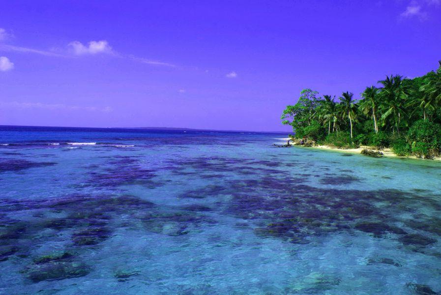 Остров Каримунджава Архипелаг Каримун Джава YB4IR/2 Туристические достопримечательности