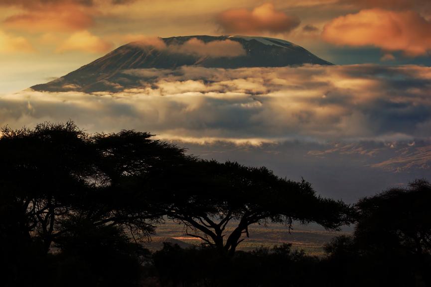 Kenya 5Z4/DF3FS 5Z4/DL9OLI Tourist attractions