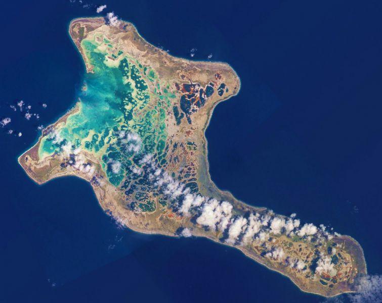 Остров Киритимати Рождества  DX Новости Кирибати