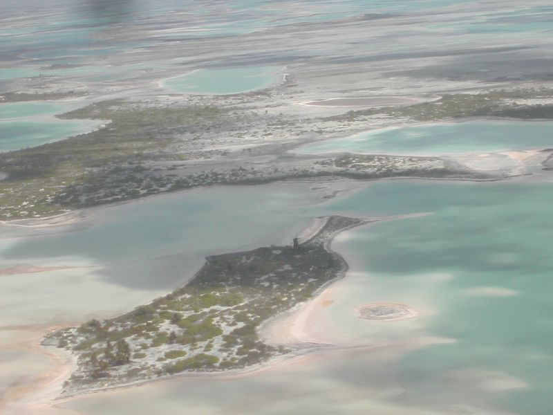 Kiritimati Christmas Island T32DX Tourist attractions