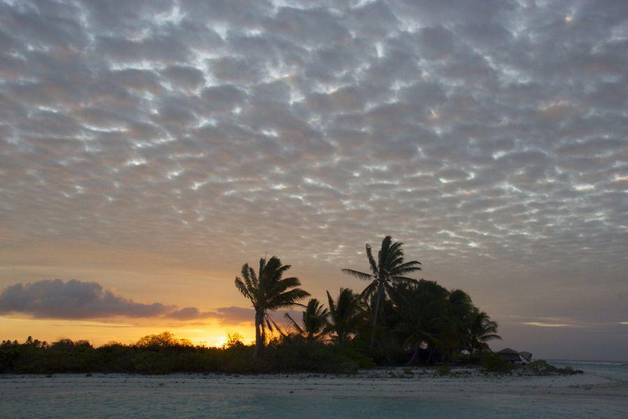 Остров Киритимати Остров Рождества T32RL Туристические достопримечательности