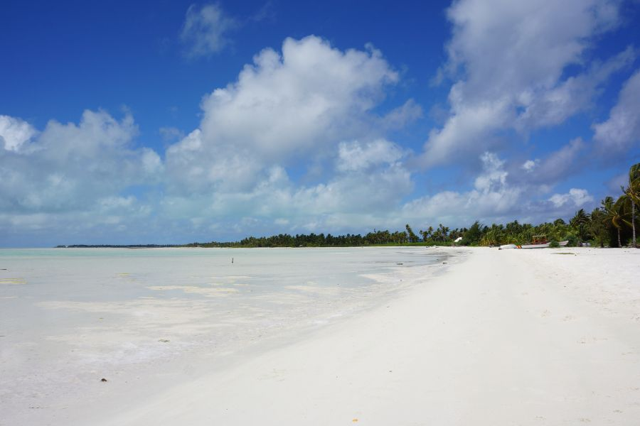 Kiritimati Island Christmas Island Kiribati Tourist Attractions T32TR T32CO T32WW T32LJ T32SB T32MU T32FS