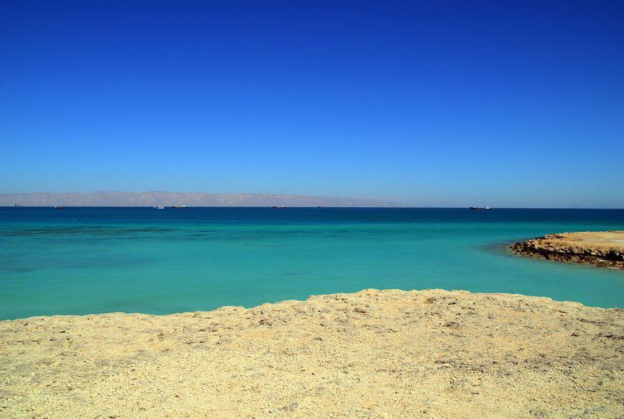Остров Киш Иран EP6T
